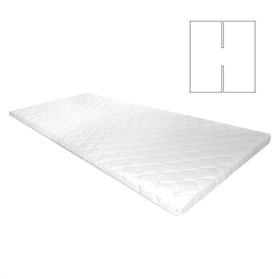 H-split Topmadras 160x200 cm - Latex